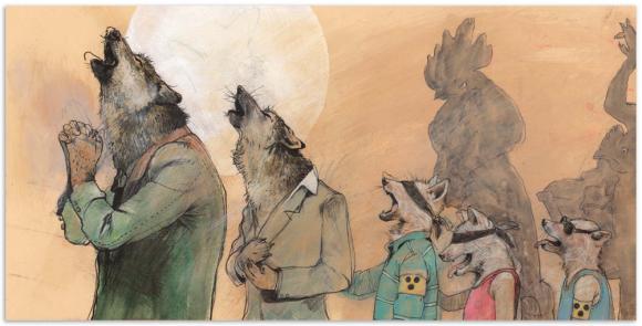 Jonas Lauströer, Reineke der Fuchs