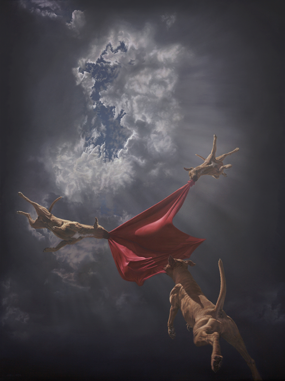 Return to genesis, 2015 © Joel Rea