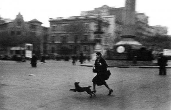 Robert Capa, Bombardiertes Barcelona, 1939
