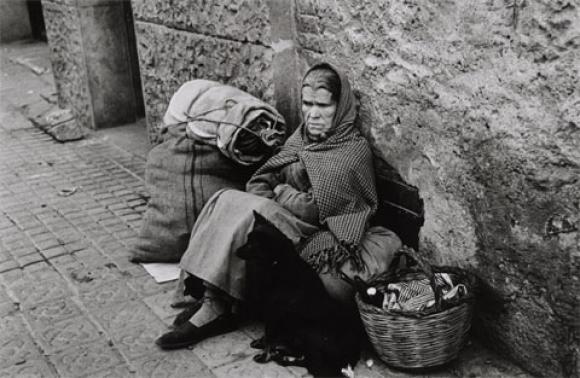 Robert Capa, Flüchtling, 15.1.1939