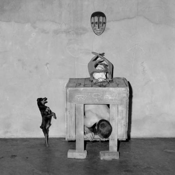 Roger Ballen, Boarding House, Appearances, 2003