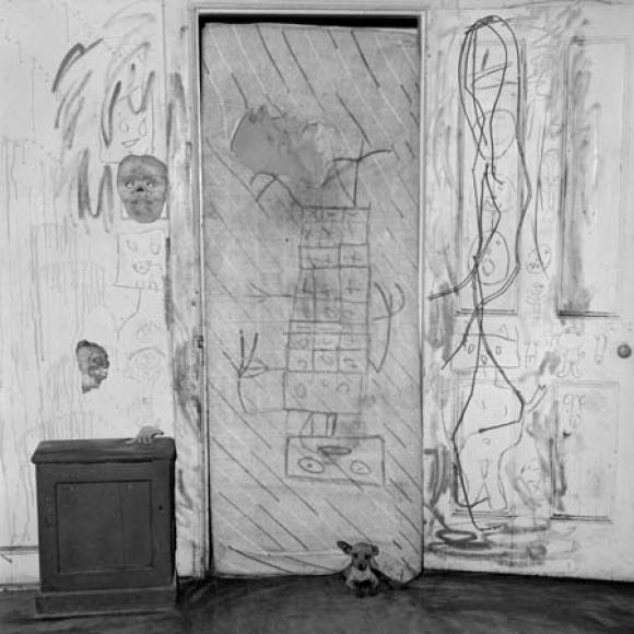 Roger Ballen, Boarding House, Bewilderment, 2005