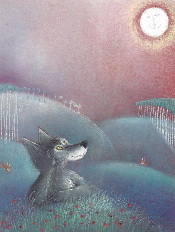 aus Józef Wilkon, Wölfchen