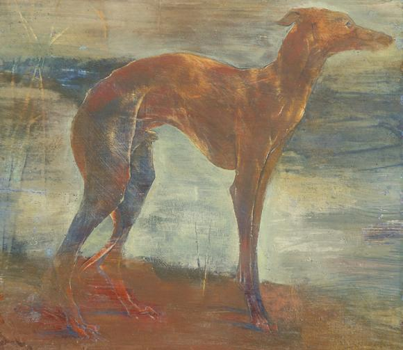 Mary Anne Aytoun Ellis, Sir Gawain's Dog