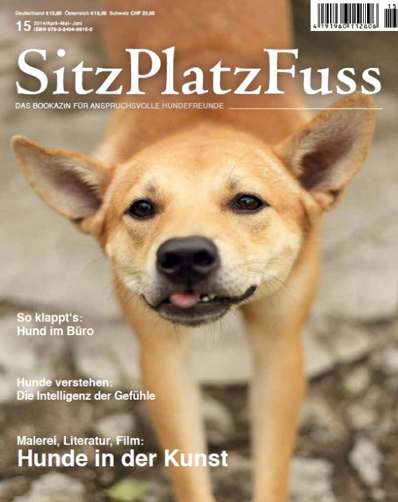 Cover SitzPlatzFuss 15