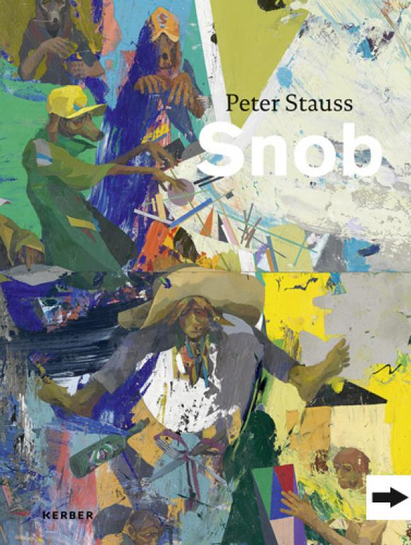 Cover Peter Stauss, Snob, 2014