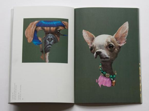 aus dem Katalog anlässlich derr Ausstellung Foire © Stefanie Gerhardt