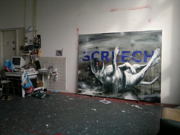 Simon Schrikker, Studio 2011