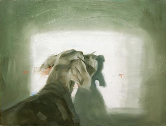 Study for a larger painting © Benjamin Björklund