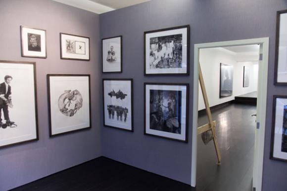 Sui generis Ausstellungsansicht, 2010