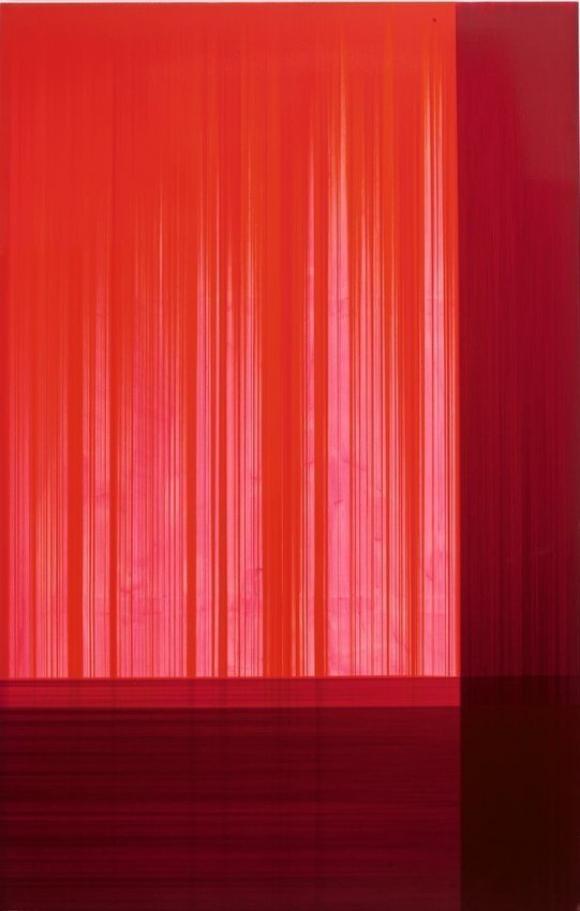 Rachel Howard, Suicide Painting, 2007