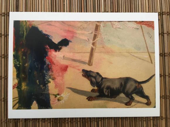 Postkarte, Foto Petra Hartl