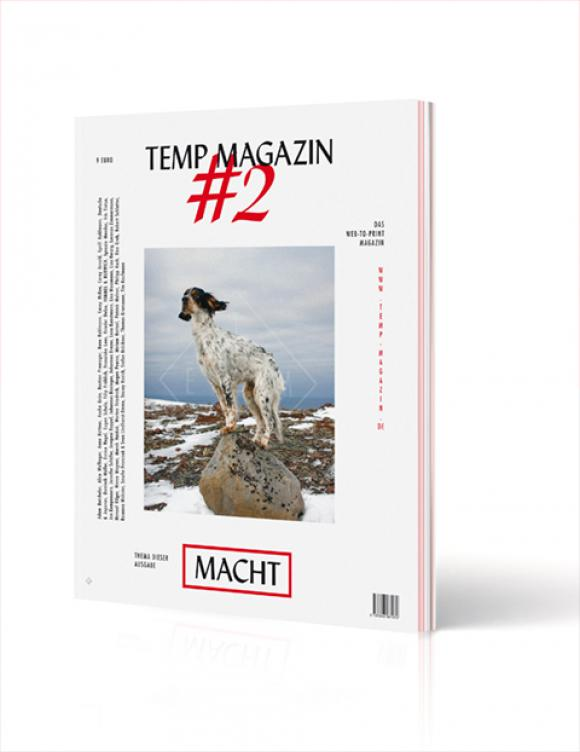 TEMP MAGAZIN, Cover, 2011