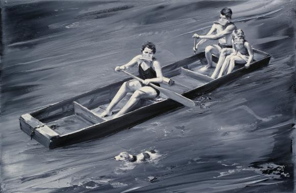 Paco Pomet, The Race, 2011