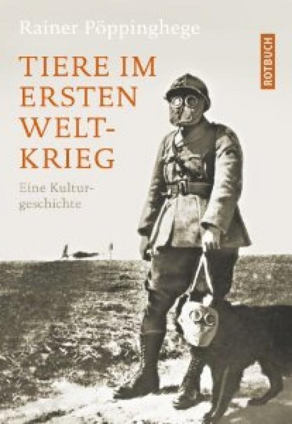 Cover Tiere im Ersten Weltkrieg