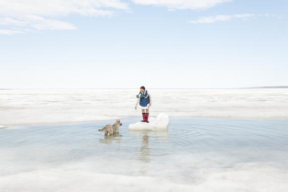 aus der Serie Tiksi © Evgenia Arbugaeva