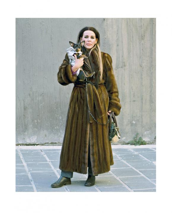 Albrecht Tübke, Serie Donna