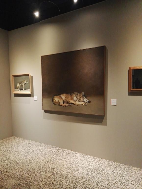 Ausstellungsansicht Marzio Tamer
