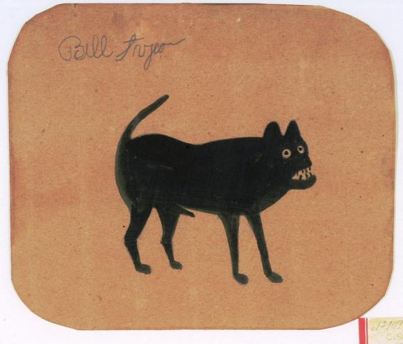 Bill Traylor, Untitled