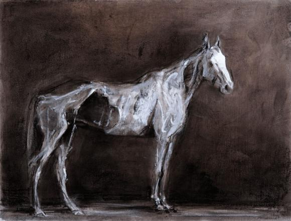 Untitled (After George Stubbs), 2010 © Miguel Branco