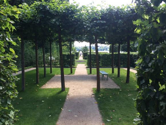 Max-Liebermann-Villa, Garten, Foto: Petra Hartl