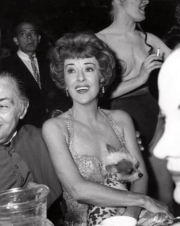 Weegee, 1961