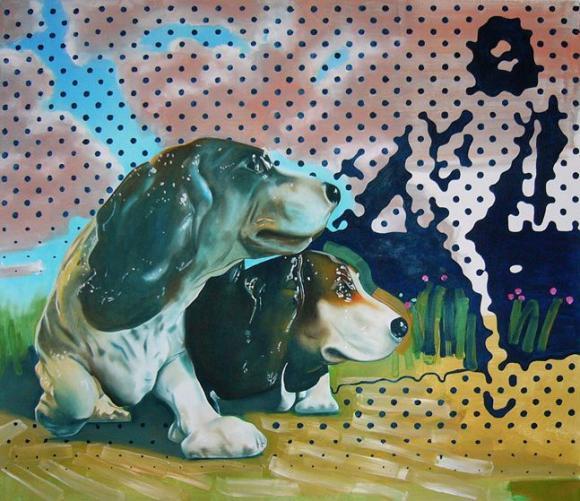 Weites Land - Doggy style, 2008 © Martin Praska