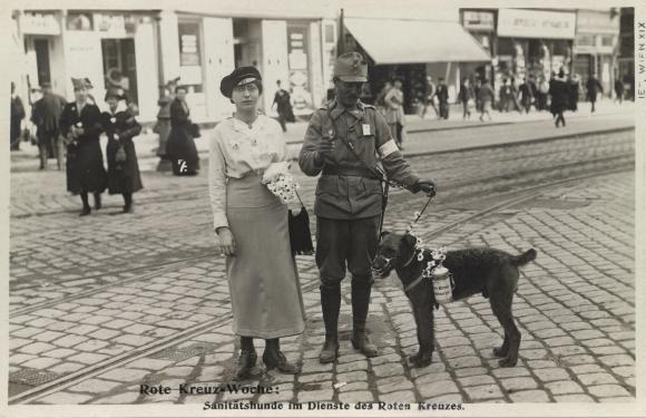 Rote Kreuz Woche, Postkartenverlag