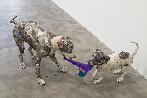 Will Kurtz, Lenny and Theo, 2013