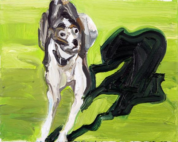 Windhundserie 2 © Hannelore Kroll