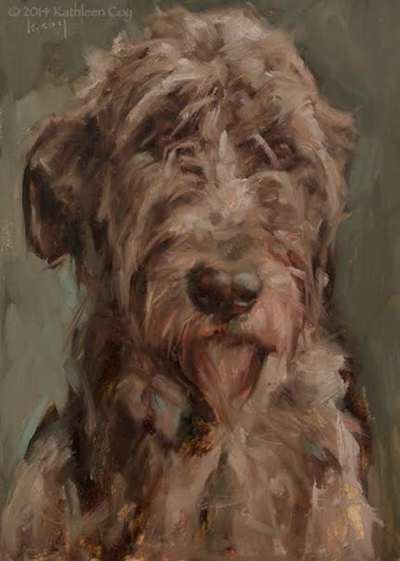 Wolfhound © Kathleen Coy