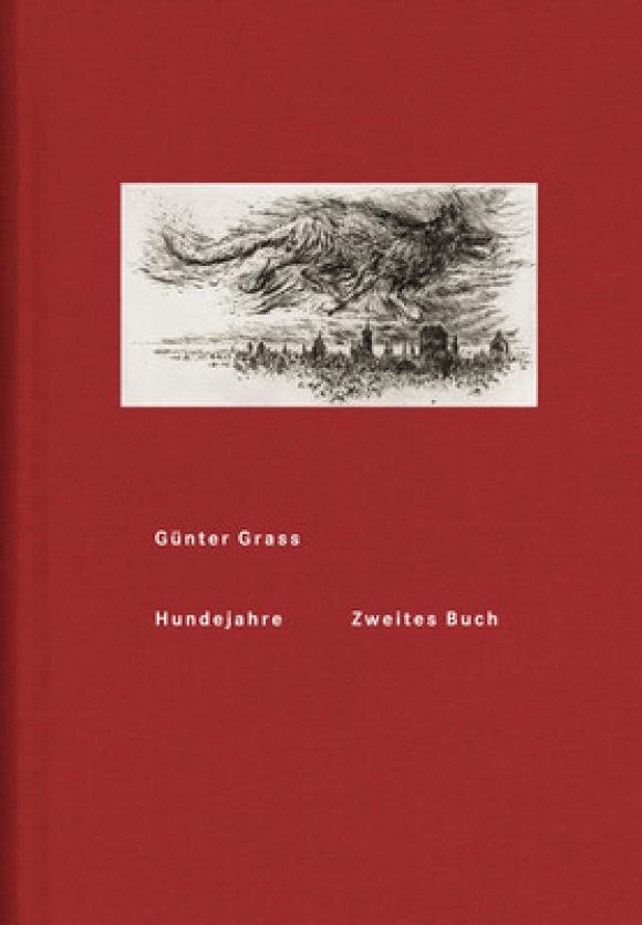 Hundejahre. Zweites Buch, Foto © Steidl-Verlag